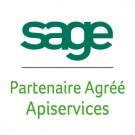 Logo Sage Centre de compétences Apiservices