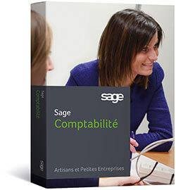 Sage Apibatiment Comptabilité boîte produit