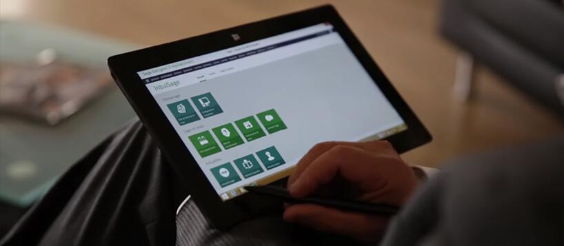 Batigest Génération i7 mobilité tablette